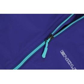 Endura MT500 II Waterproof Jacket Damen cobalt blue